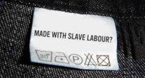 label slavery
