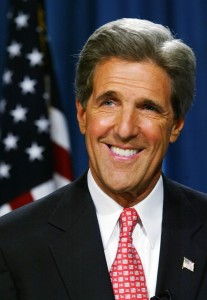 John F Kerry Secretary of State