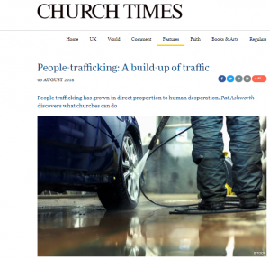 church times article